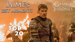 Jaime Lannister - Top 20 Best Moments | Game of Thrones