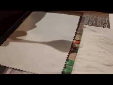 Ceramic Pro Textile/Fabric protection , anti coffee test on super microfiber cloth