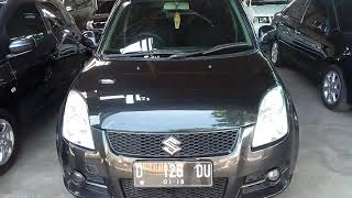 Review Suzuki Swift A/T (2013)
