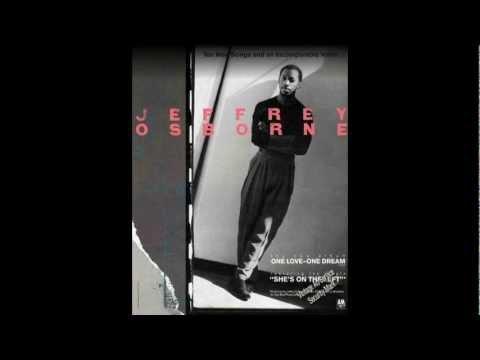 Jeffrey Osborne - All because of you