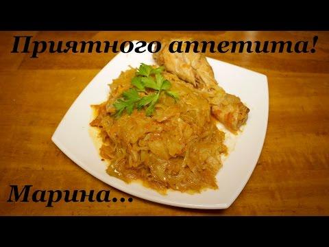 Солянка в мультиварке рецепт из капусты с курицей и картошкой