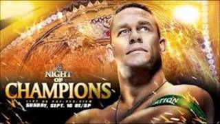 Download WWE Night of Champions - 2012 Theme Song Champions + Download Link MP3 song and Music Video