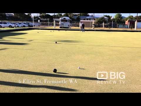 Fremantle Bowling Club, a Sports and Recreation in Perth for Lawn Bowls