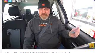 KBDProductionsTV BRAGS ABOUT ABUSING THE TAX SYSTEM TO FEED HIS FOOD ADDICTION