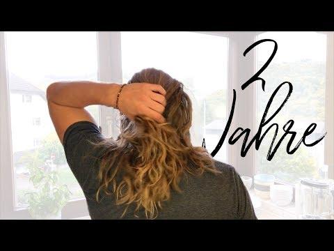 2 Jahre Haare nicht geschnitten - BEACH WAVE TUTORIAL für Männer - Jason Momoa Aquaman Haarstyle