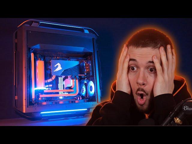 On vous fait gagner un ÉNORME PC Gamer Aorus Z490 (5000€)