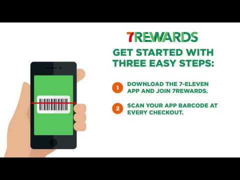 Introducing 7Rewards | How It Works