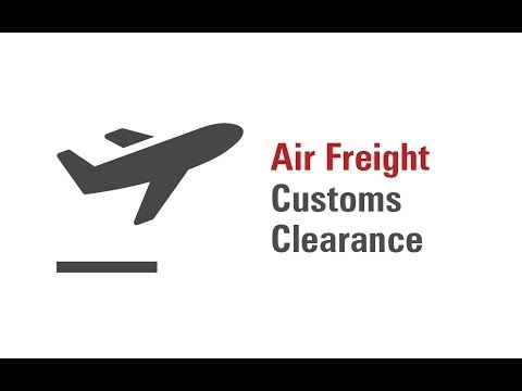 Air Freight Customs Clearance
