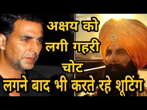 Akshay Kumar injured on Kesari sets,refuses to return to Mumbai,Akshay Kumar