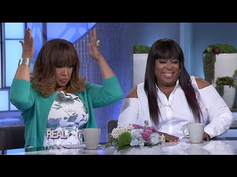 Kym Whitley Wigs Out at TSA
