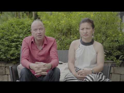 Marc Schmitz & Dolgor Ser Od of Land Art Mongolia on the Prince Claus Fund Network Partnership