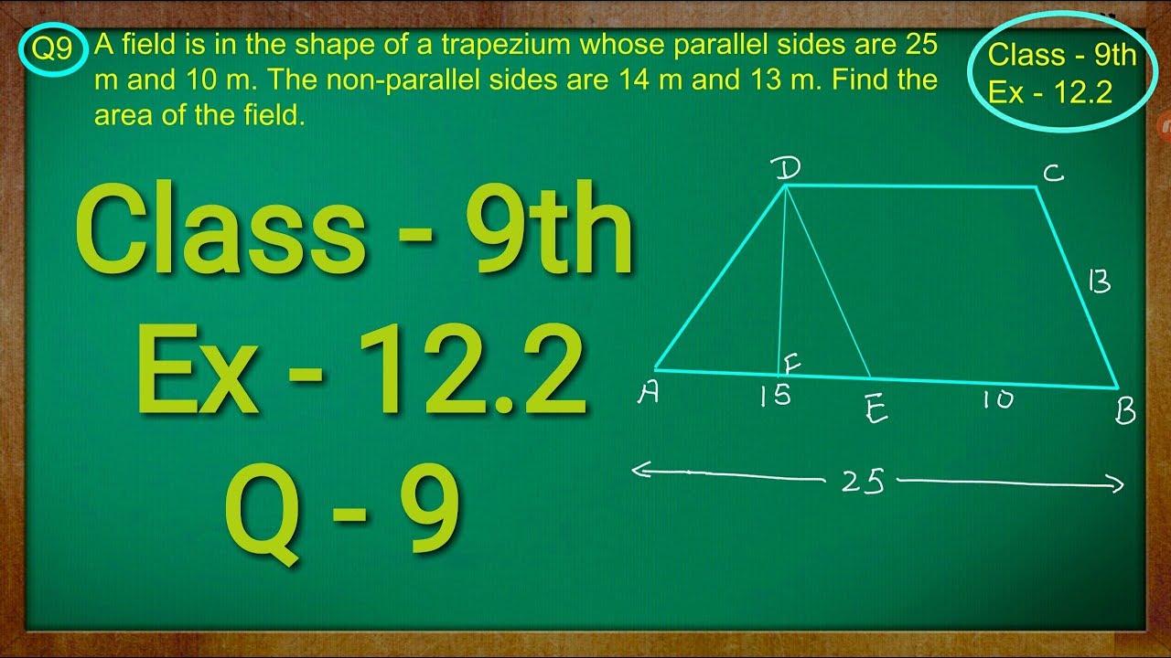 9th Class Ncert Maths Book