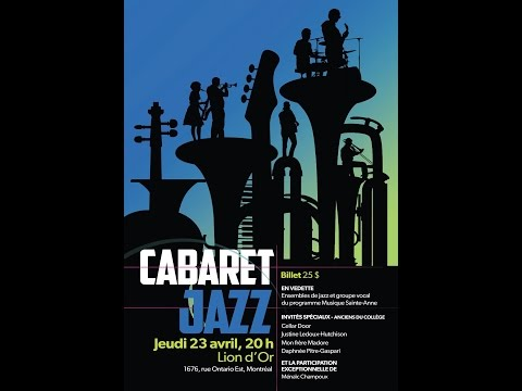 Cabaret Jazz au Lion d'Or (partie 2)