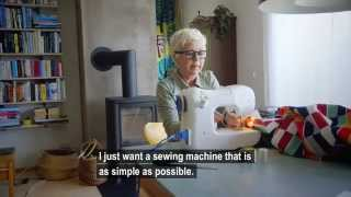 Using the SY sewing machine - IKEA