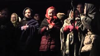 Vánoční jarmark v Zubří 29.11. 2015