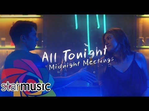 Midnight Meetings - All Tonight | From Exes Baggage (Official Lyric Video)