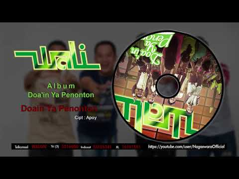 Wali - Doain Ya Penonton (Official Audio Video)