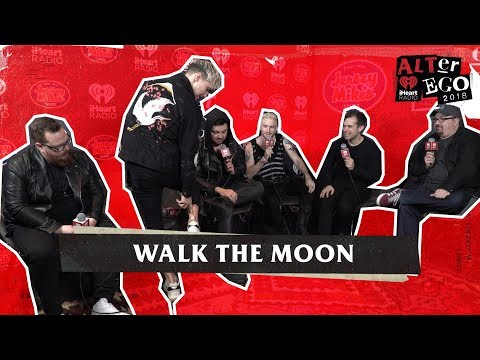 Walk The Moon Talks With Harms & Woody at ALTer Ego