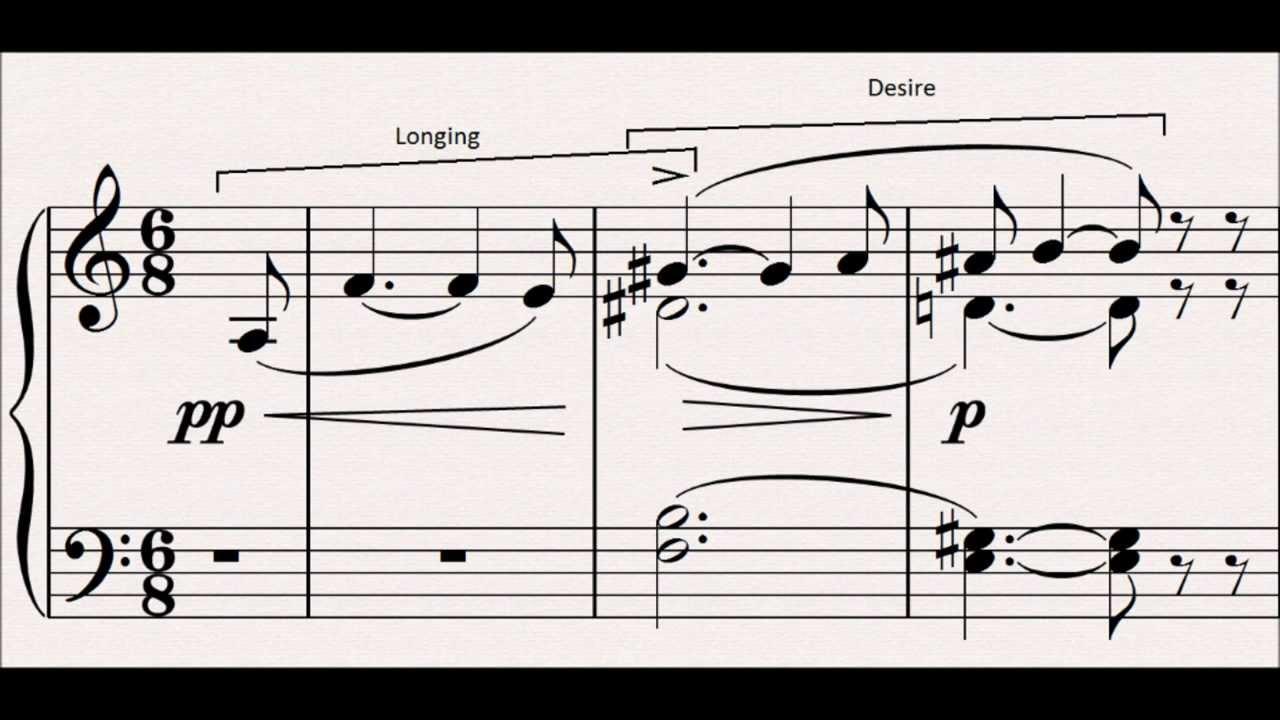 15 Longing and Desire  Tristan und Isolde