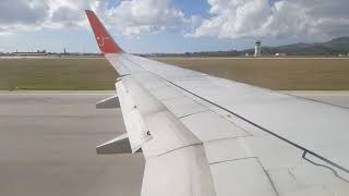 제주항공 사이판 이륙 영상