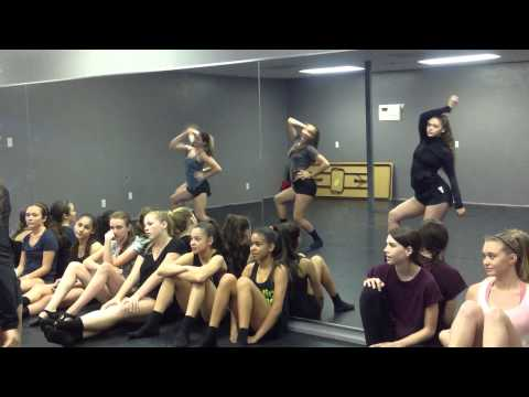 June 3, 2015 - Advanced Musical Theatre Combo (group 1)