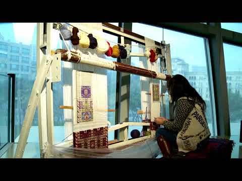Weaving Through Time at Azerbaijan Carpet Museum