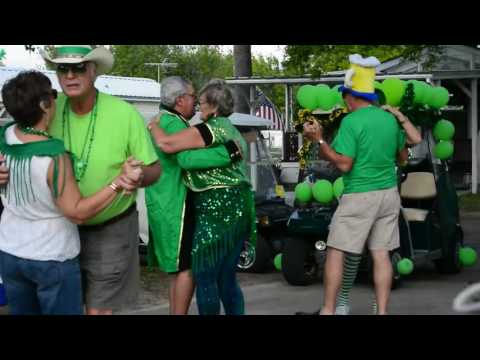 2017 St Patrick's Day After Party, Trophy Gardens, Alamo, Texas