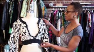 How to Make New, Cool Clothes Out of Old Clothes for Teens : Old Fashions, New Looks