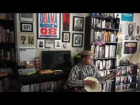 Dom Flemons introduces his American Folk Workshop