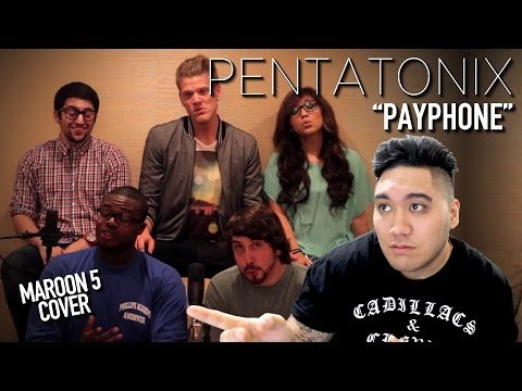 Pentatonix - Payphone (Maroon 5 Cover) REACTION!!!