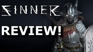Sinner: Sacrifice for Redemption Review! FUN Dark Souls Rip-off? (Ps4/Switch/Xb1)