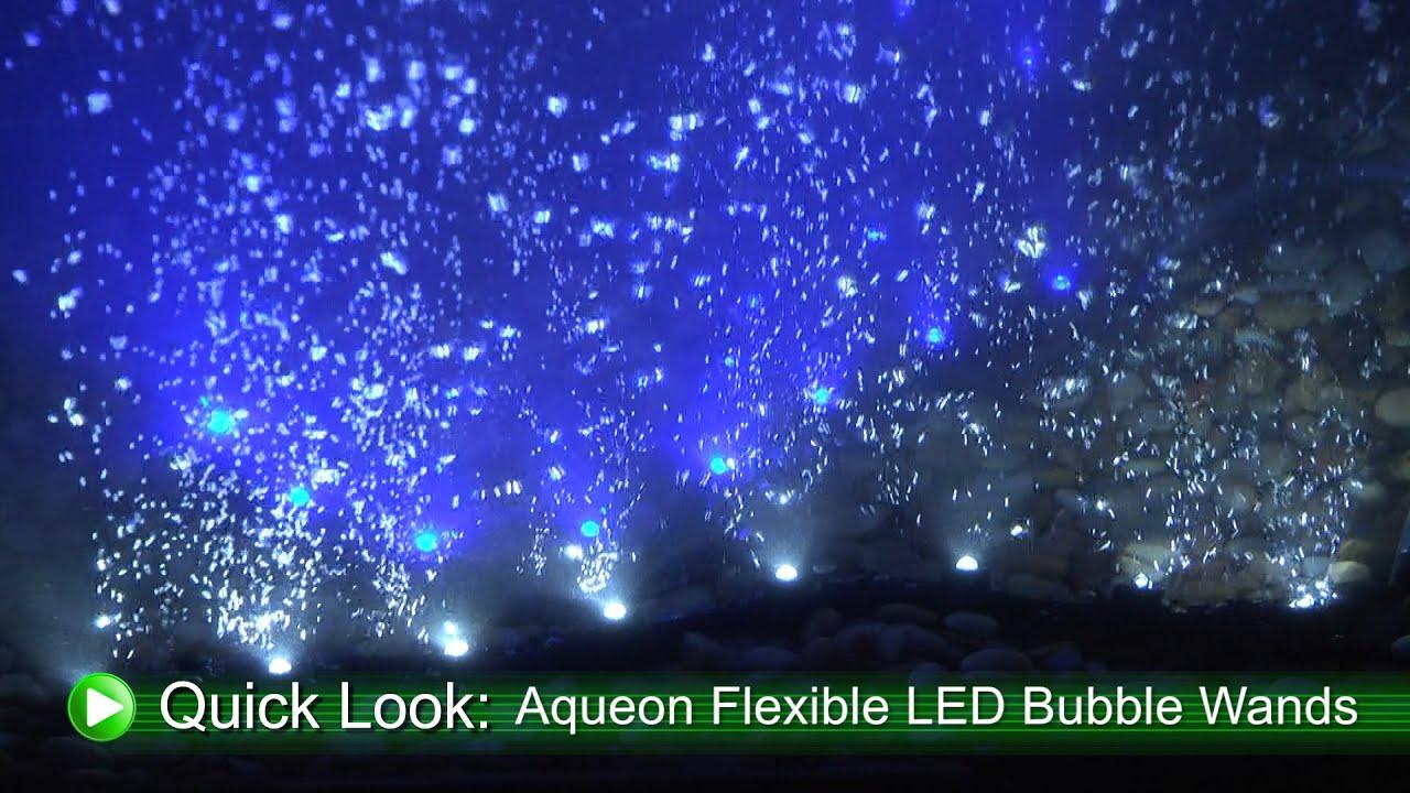 Aqueon Flexible LED Bubble Wands DrsFosterSmith