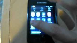 Samsung Galaxy Y Review FAIL