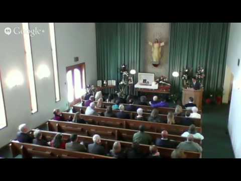 Brown Family Funeral