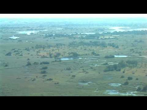 harufrei: Botswana - flying from Maun into the Okavango Delta
