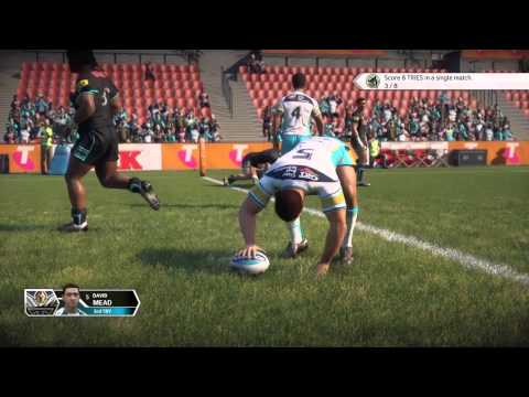 Rugby League Live 3 - Career Mode (round 2)