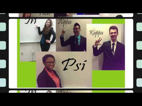 The Anthem of Alpha Kappa Psi- University of Kentucky- Fall Pledge Class 2014