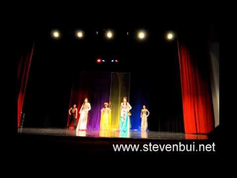 SJSU VSA Culture Show 2010: Ao Dai Fashion Show