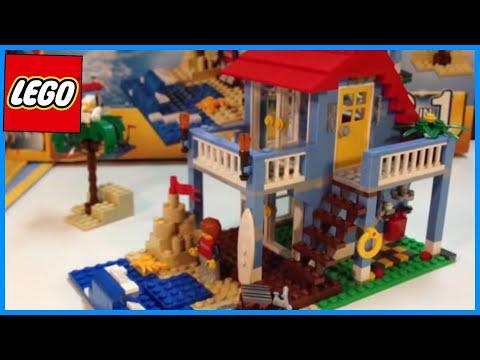 LEGO Creator 3-1 7346 Seaside House review