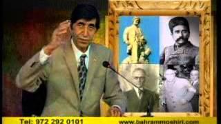 Moshiri_101915 در شأن ایران و ایرانی نیست که با حکم آدمهای بیابانی اداره شوند