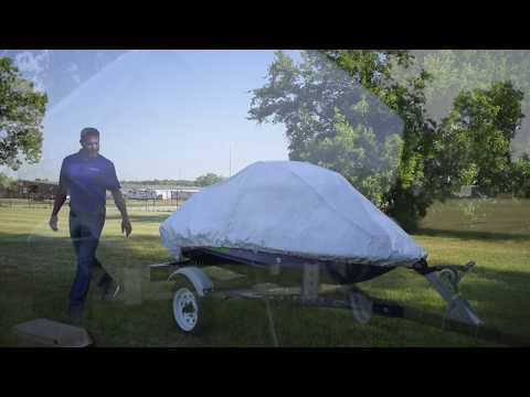 How to Install the Transhield PWC Cover