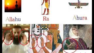 2388(5)Ra=Ahura=Allahu Theoryラー=アフラ=アラー説byはやし浩司Hiroshi Hayashi, Japan
