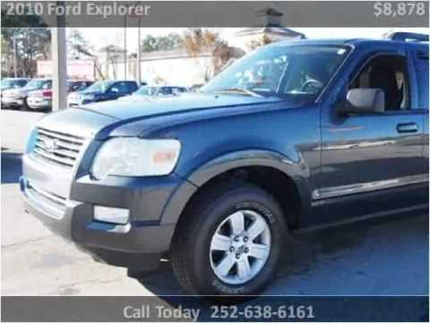 2010 ford explorer used cars new bern nc youtube. Black Bedroom Furniture Sets. Home Design Ideas