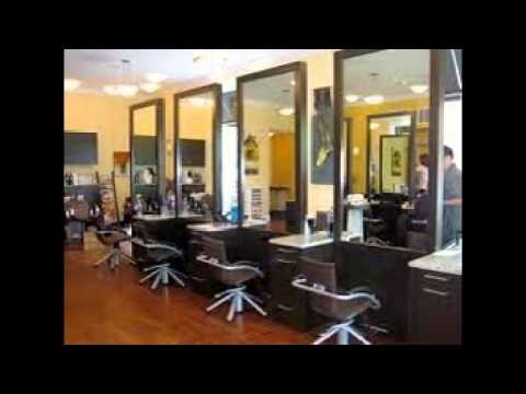 hair salon layout