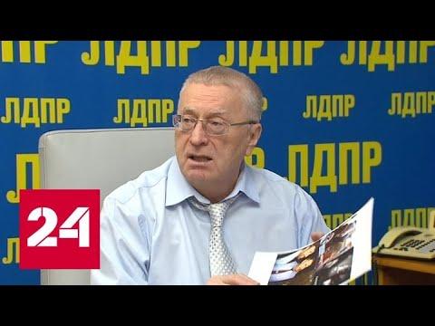 От Жириновского до кота Мостика: соцсети захлестнул новый челлендж - Россия 24