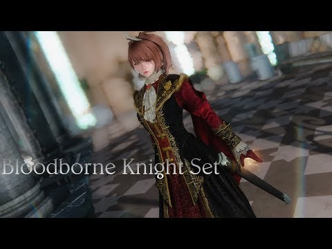 Full Download] Skyrim Mods Bloodborne Hunter Armor Female