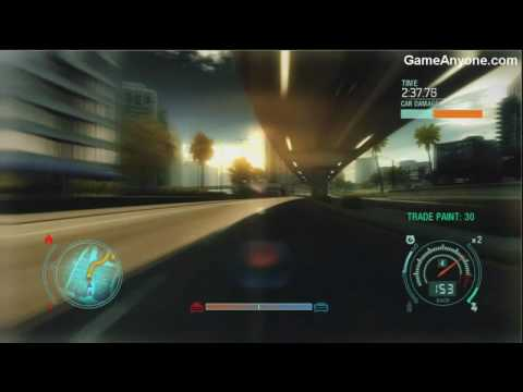 Need For Speed Undercover - Nick Of Time - Job