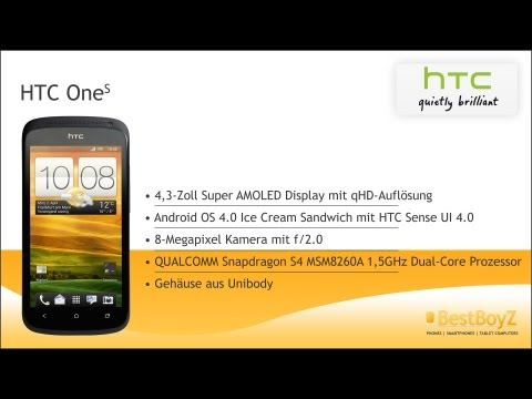 Review: HTC One S | BestBoyZ