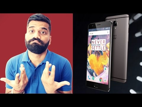 OnePlus 3T India | Worth the Money? My Opinions