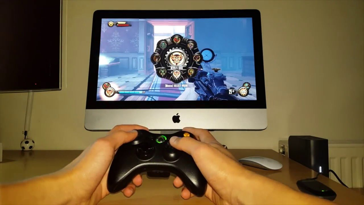 Connect Xbox or Xbox 360 with Mac